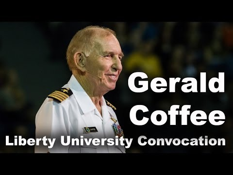 Gerald Coffee - Liberty University Convocation