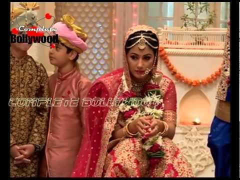 On Location of TV Serial 'Yeh Rishta Kya Kehlata Hai' Naitik & Akshara Wedding