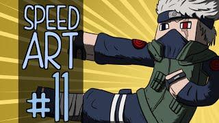 SPEEDART 11 Fanart For Etho