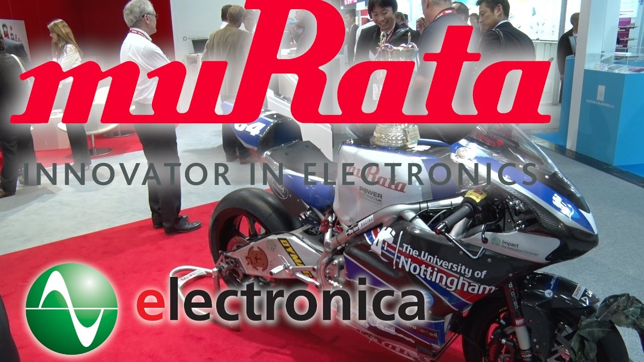 The superfast electric bike with Murata's power technology   Electronics  Weekly