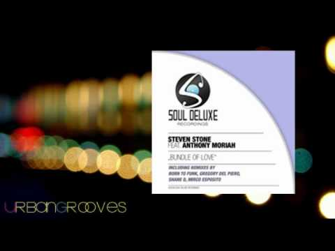 Steven Stone Feat  Anthony Moriah - Bundle of love (Shane D's Club Of Love Instrumental Remix)