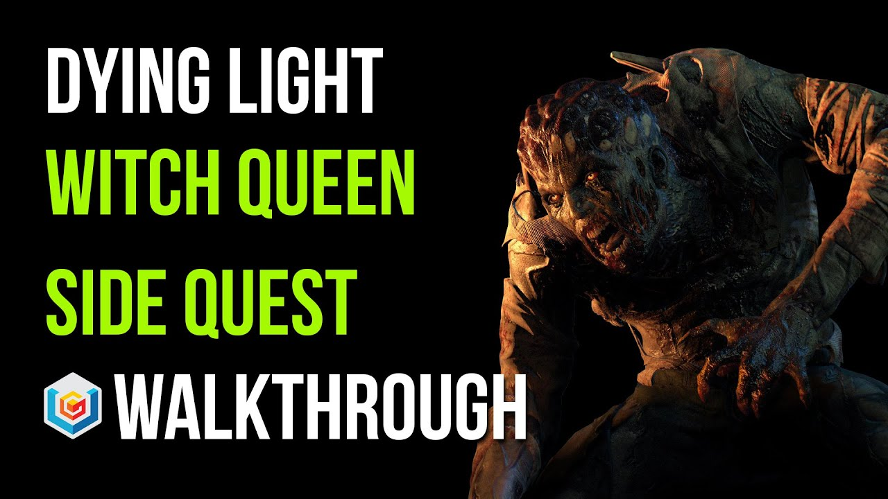 The Queen of the Dying Light