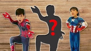 Superhero Song | 교육으로 동요와 아기의 노래를 Mainan dan lagu anak-anak Nursery Rhymes & Kids Songs
