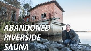 Big Abandoned Sauna in Riverside Finland / Urban Exploration(I mentioned this lot of in the video and in some texts in the video, that i was dead tired and my mouth was freezing, so speaking was difficult, i felt to mention this, ..., 2016-04-15T18:30:01.000Z)