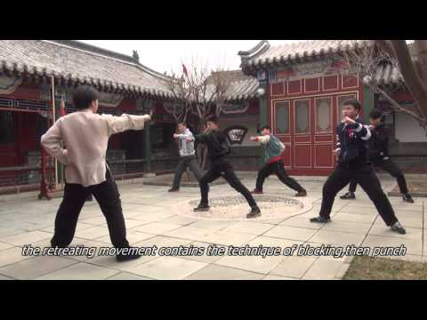 Kung Fu Zen Retreat Garden - Wudang Lesson