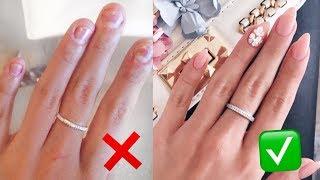 СЕКРЕТ ДЛИННЫХ НОГТЕЙ | Как отрастить ногти 💅🏼