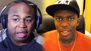 KSI Got SUSPENDED! YouTuber STABBED While Making a Video, BlastphamousHD Gets DOXED, Jesse Wellens
