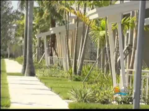 CBS 4 Miami: Innovative Housing Community Opened for Homeless in Homestead, FL