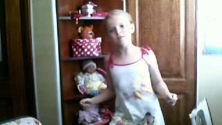 Танец носа(Видео с веб-камеры пользователя Milashka Gordeeva от 14 Июнь 2012 г., 00:10 (PDT), 2012-06-14T07:18:25.000Z)