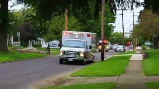 Washington, IL Structure Fire 9-12-14