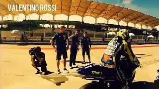 Rossi gana song