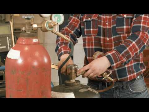 BESSEY® Presents: Welding - Oxy Setup and Safety