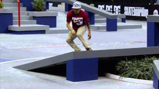 Street League Monster Energy Award