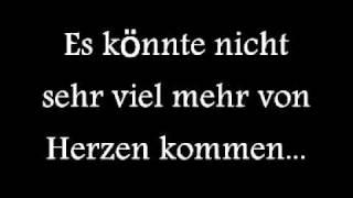 Metallica - Nothing else matters - German lyrics.flv