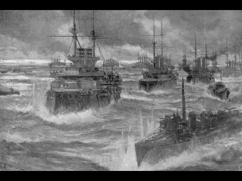 Battle of Tsushima - When the 2nd Pacific Squadron thought it couldn't get any worse...
