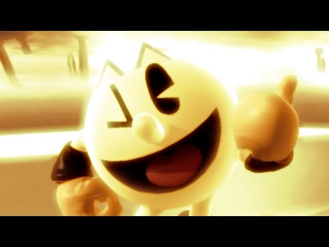 """""""Impaccable"""" ~Super Smash Bros. 4(Pac-Man Replay Compilation)"""