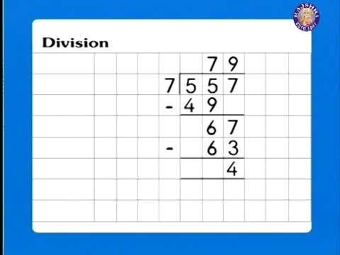 Learn - Division - YouTube