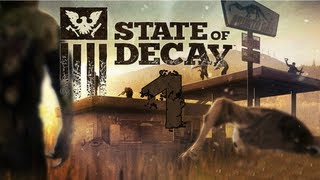 State Of Decay Episode 1 Our Journey Begins
