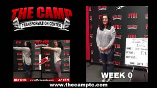 South Fort Worth TX Weight Loss Fitness 6 Week Challenge Results - Lauren S.