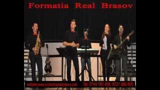 Real Band Brasov - Sarba - Fetele lu tata, Pe soseaua Urziceni, Marie si Marioara