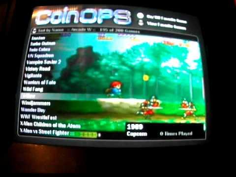 xbox arcade machine