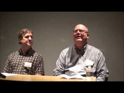 Book Collector Panel Discussion at the Printing Museum Houston 11.7.15