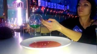 Коктейль Переливание крови(Как правильно приготовить коктейль