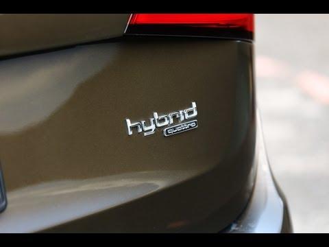 主力登场Audi Q5 hybrid