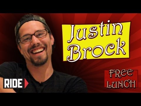 Justin Brock Gets S*%T On, Slams Everyday, and More on Free Lunch!