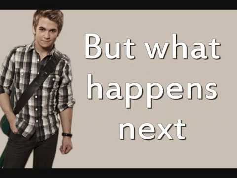 Hunter Hayes - Storm Warning (Lyrics On Screen)