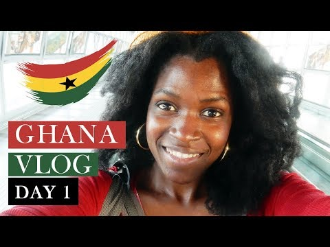 MY FIRST TRIP TO GHANA AFTER 28 YEARS! JOIN ME!