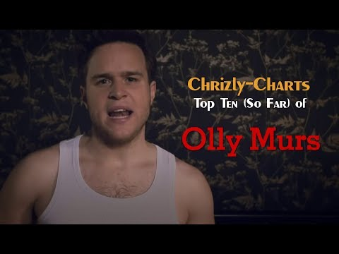 Chrizly-Charts TOP 10: Best Of Olly Murs (So Far)