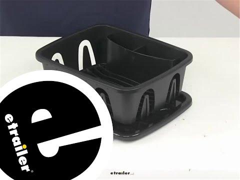 Camco RV Kitchen - Sink - CAM43512 Review - etrailer.com