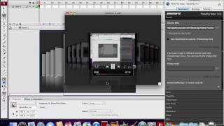Digicrafts How to: Build video player with cover flow effect