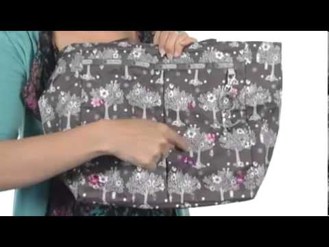 9ed89b190b52 LeSportsac Everygirl Tote with Charm SKU  8028605 - YouTube
