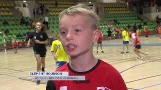 Handball : 13e tournoi des Petits Élans