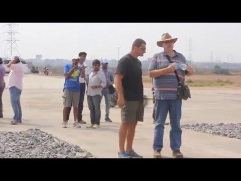 Ghayal Once Again | Behind The Scene | Dan Bradley