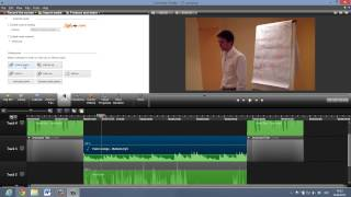 Добавление фоновой музыки в видео в Camtasia Studio 8 (Как сделать видео для сайта)(http://dmitriysleptsov.com/dengi-i-biznes/videokurs-kak-sdelat-video-dlya-sajta.html Дмитрий Слепцов Курс