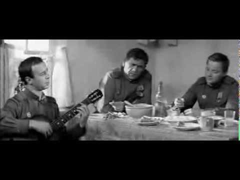 Слушать песню из фильма на войне как на войне