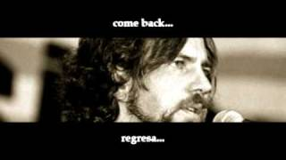 Pearl Jam - Come Back + letra en español e inglés