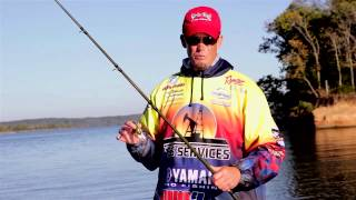 Why You Should Crank Fast for Big Bass