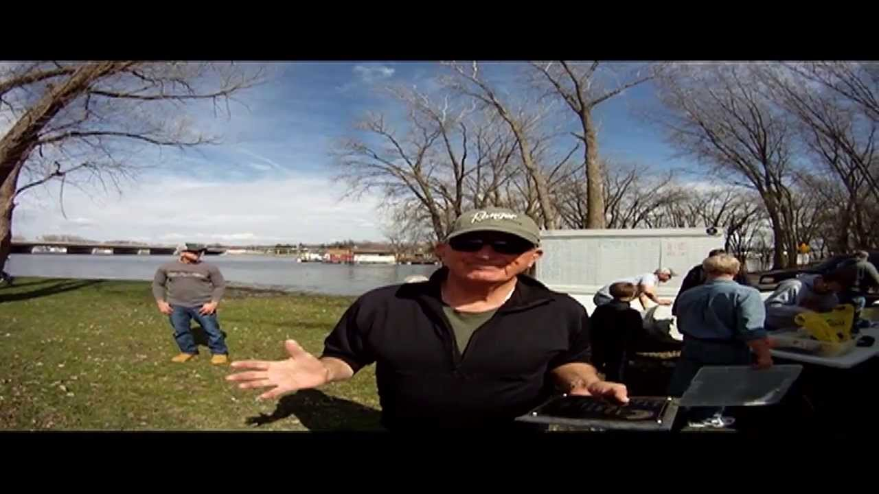 Mississippi river pool 7 8 9 bass fishing may 2013 report for Mississippi out of state fishing license