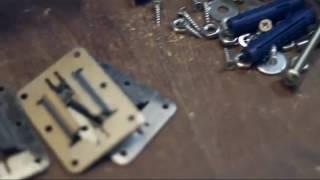 монтажный комплект Профиль Дорс(Как установить двери Профиль Дорс (Profil Doors) с монтажным комплектом., 2016-12-02T10:09:06.000Z)