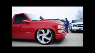 DFW Truck Scene Magazine Meet