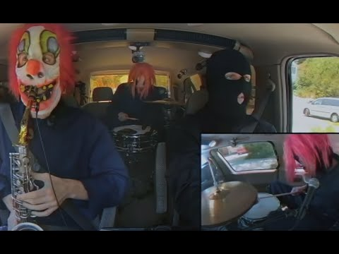 """Clown Core new video for """"Earth"""" off new release """"Van"""" you like this?"""