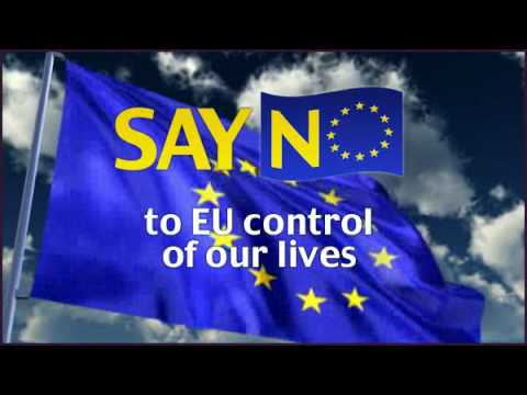 Vote UKIP on June the 4th 2009 - Stop Pouring 40 Million Pounds a Day Down the EU Drain