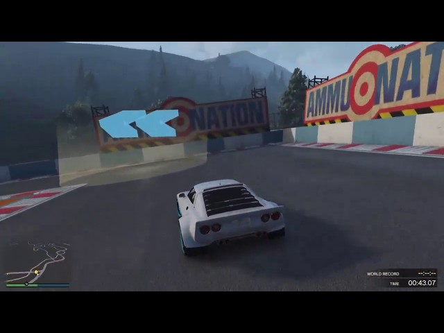 GTA Online Race: Zancudo River Run - link in description