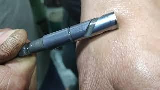 Фото Часть1. Дефектовка и ремонт топливной и форсунки Т 40  от подписчика.
