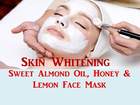 masque Almond facial