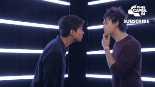 5sos face to face calum vs michael do you have any scars?
